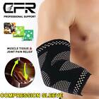 Elbow Compression Sleeve Support Tennis Sports Brace Joint Pain Wrap Arthritis $6.99 USD on eBay
