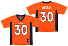 Outerstuff NFL Football Boys Denver Broncos Phillip Lindsay Mid-Tier Jersey $39.99 USD on eBay