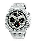 Citizen Eco-Drive Mens Calibre 2100 Stainless Steel Chronograph Watch AV0031-59A