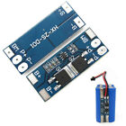 US 1 2 4X2S 8A 84V w Balance 18650 Li ion Battery BMS Charger Protection Board