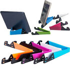 Portable Cell Phone Holder Stand Clip on Mount for Phone iPhone Android iPaT D_X