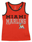 Outerstuff MLB Youth Girls Miami Marlins Ball Park Tank Top on Ebay