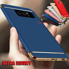 For Samsung Galaxy S8 S9 S10 Plus Ultra Thin Armor Hybrid Slim Hard Case Cover
