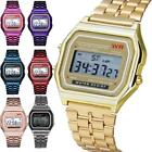 CASIO Men Wrist Watch LED Best Retro Digital Unisex Classic New image