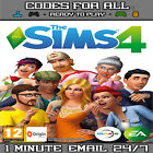 The Sims 4 Base Game   Expansion Packs Origin Codes PC   Mac - INSTANT DISPATCH