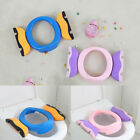 Cute Baby Potty Portable Chair Toilet Seat Multifunctional Kids Folding Stool FE image