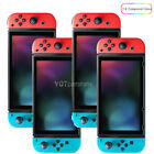 Nintendo Switch Premium Tempered Ultra Clear Glass Screen Protector 2/4 Pack
