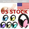 Kids Baby Ear Protection Safety Ear Muffs Noise Reduction Kids Headset Headphone