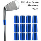 Golf Iron Ferrules .370 Aluminium Shaft Taper Tip For Callaway Upgrade12pcs USA