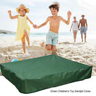 Dustproof Protection Sandbox Cover with Drawstring Waterproof Sandpit Pool Cover