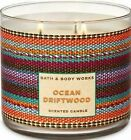 NEW Bath & Body Works~White Barn~3 Wick Candles~Huge Selection~ *You Choose*