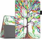 """Folio Case for Amazon Kindle Fire 7"""" 1st Generation Slim Fit Stand Leather Cover"""