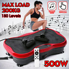 Used, Body Vibration Machine bluetooth Control Exercise Platform Massager Fitness 220V for sale  Shipping to Nigeria