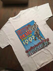 Rare!! Vintage shirt Grateful Dead 1992 Spring Tour Reonegro New t-sirt image
