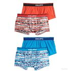 NWT Men's Equipo 2-Pack Stretch Brazilian Trunks - S, M, L, XL