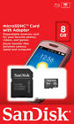 SanDisk micro SD SHDC Flash Memory Card 8GB 16GB 32GB CLASS 4 Tablet Android