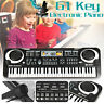 More images of 61 Key Digital Music Electronic Keyboard Children Toy Electric Piano Set Gifts