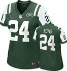 Nike NFL Football Youth Girls New York Jets Darrelle Revis #24 Game Jersey,Green $19.95 USD on eBay