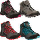 Regatta Womens/Ladies Samaris Mid Waterproof Seam Sealed Walking Boots