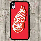 Detroit Red Wings Hockey Logo Samsung S7 S8 S9 L37 iPhone 11 XS X 5 6 7 8 Case $13.49 USD on eBay