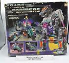 Trypticon Box Only 1986 Action Figure Vintage Hasbro G1 Transformers For Sale