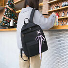 Cute Backpack Women Canvas Travel Bookbags School Bags for Teenage Girls Gift