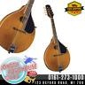More images of Kentucky KM-272 A Style Mandolin, Amber Finish