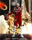 275667 Carmelo Anthony Houston Rockets Melo NBA Star DECOR PRINT POSTER CA on eBay