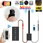 Wireless Mini IP Hidden Spy Camera WIFI HD 4K DIY Home Security Camcorder NEW