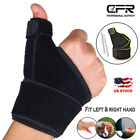 THUMB Wrist Brace Compression Gloves Carpal Tunnel Support Hand Arthritis RSI DS