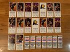 1993-94 Indiana Pacers Season Ticket Stub- Pick One on eBay