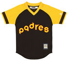 Majestic Cooperstown MLB Youth San Diego Padres Home Jersey Shirt on Ebay