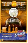 2006/2007 CLEVELAND CAVALIERS Tipoff Tonight NBA Programs YOUR CHOICE Pick Date! on eBay