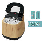 Large capacity Portable Ice Maker Machine for Countertop Home Office 50LB/DAY