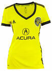 Adidas MLS Women's Columbus Crew SC Short Sleeve Team Jersey
