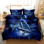 Star Trek 3PCS Bedding Set Quilt Cover Duvet Cover Pillowcases Comforter Cover on eBay