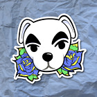 K.K. Slider Animal Crossing Sticker Decal Animal Crossing New Horizons Switch