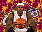 162094 LEBRON JAMES Cleveland Cavaliers NBA Decor Wall Print Poster CA on eBay