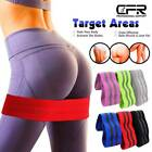 Resistance Bands Workout Exercise Yoga Crossfit Fitness Training Leg Hip Circle image