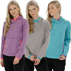 Regatta Womens/Ladies Wmns Montem III Casual Fleece Hoodie Sweater