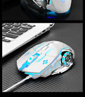 Gaming Mouse Wired Programmable 6 Buttons Upgraded Version] Led Backlit