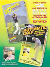 Bob Manns Automatic Golf - Volume 1 DVD FREE SHIPPING