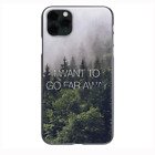 I Want to Go Far Away Wanderlust Apple Iphone Samsung Phone Shockproof Case Cove