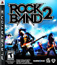 Original ROCK BAND 2 Playstation 3 PS3 console system game COMPLETE Great!
