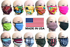 Kyпить Face Mask Protect Mouth and Nose USA Made Reusable Cotton Blend two Layer Unisex на еВаy.соm