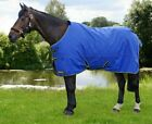 "Hy StormX Original 100 Standard Neck Lightweight Turnout Rug 100g Blue 4'6""-7'0"""