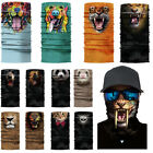 Kyпить 3D Animal Printed Bandana Tube Scarf Face Head Mask Neck Gaiter Full Function US на еВаy.соm