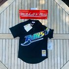 Mitchell & Ness Wade Boggs 1998 Authentic Mesh BP Jersey Tampa Bay Rays on Ebay