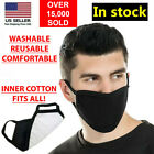 Kyпить Black Unisex Face Mask Reusable Washable Cover Masks Fashion Cloth Men Women USA на еВаy.соm