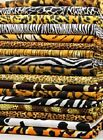 Kyпить Animal Skins 100% cotton Material Face Mask Fabric Pick your yardage amounts на еВаy.соm